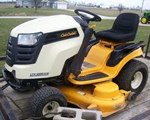 Riding Mower For Sale: 2013 Cub Cadet LTX1050KW, 24 HP