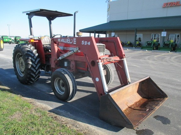1991 Massey Ferguson 390 Tractor For Sale
