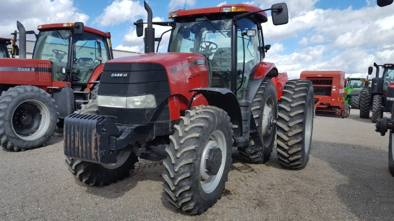 2010 Case IH 180 PUMA Tractor For Sale