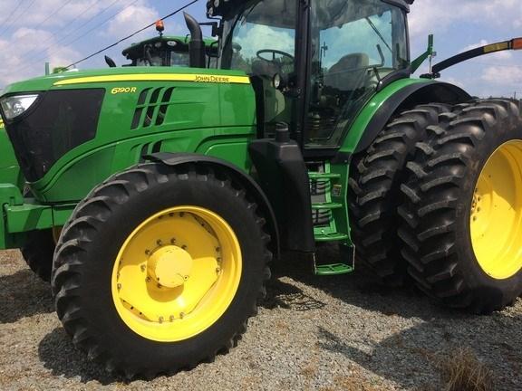 2014 John Deere 6190R Tractor For Sale