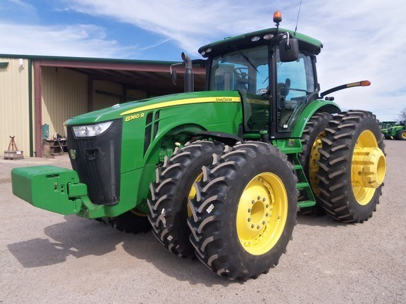 2012 John Deere 8360R Tractor For Sale