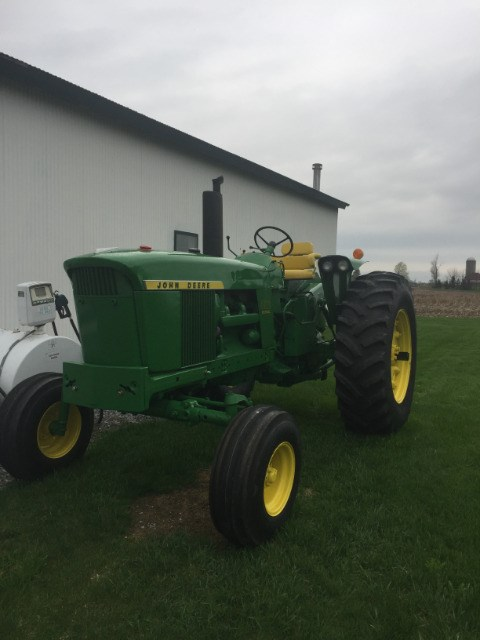 1969 John Deere 4020 Tractor For Sale