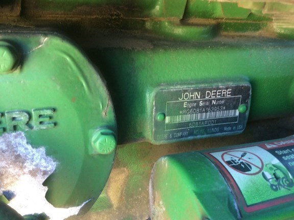 2004 John Deere 6081 Engine/Power Unit For Sale
