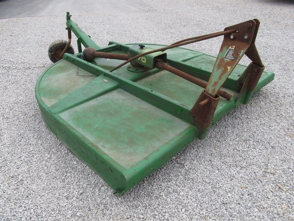 John Deere 709 Rotary Cutter For Sale