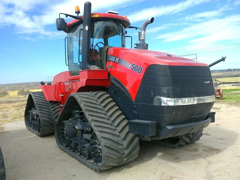 2013 Case IH STEIGER 500 QUADTRAC Tractor For Sale