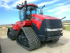 Tractor For Sale 2013 Case IH STEIGER 500 QUADTRAC , 500 HP