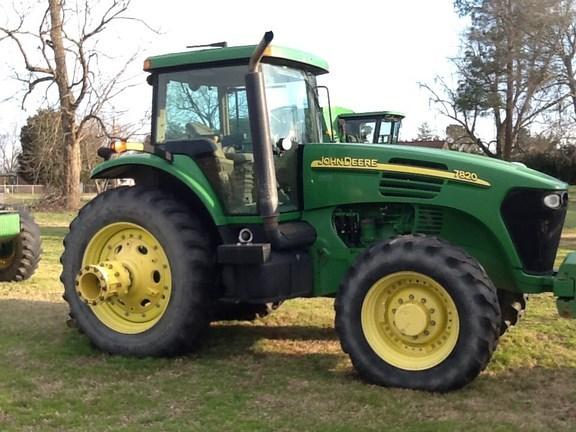 2005 John Deere 7820 Tractor For Sale
