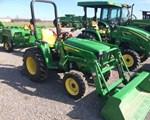 Tractor For Sale: 2015 John Deere 3038E, 36 HP