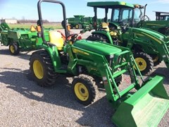Tractor For Sale:  2015 John Deere 3038E , 36 HP