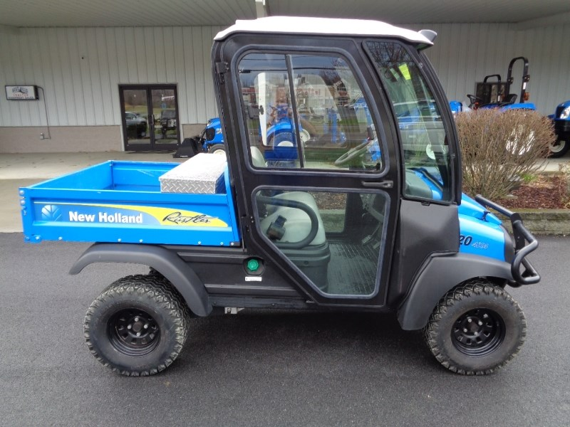 2014 New Holland Rustler 120 Utility Vehicle For Sale