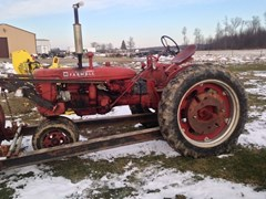 Tractor For Sale 1950 Farmall C , 26 HP