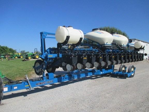 2012 Kinze 3660 Planter For Sale