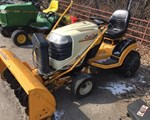 Riding Mower For Sale: 2007 Cub Cadet 2550, 22 HP