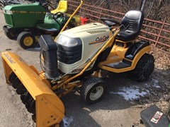 Riding Mower For Sale:  2007 Cub Cadet 2550 , 22 HP