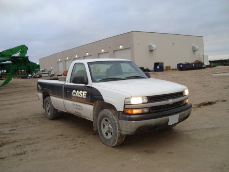 2002 Chevrolet Silverado K1500 4x4 Reg Cab Pickup Truck a la venta
