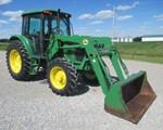 Tractor For Sale: 2003 John Deere 6415, 108 HP
