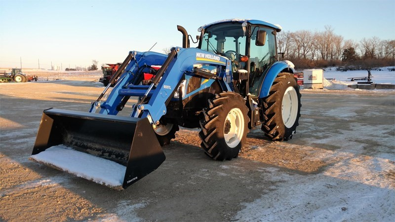 2016 New Holland T4.100 Tractor For Sale