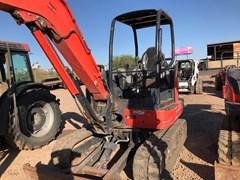 Excavator-Track For Sale:  Kubota KX040-4R1