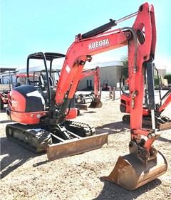 Excavator-Track For Sale:  Kubota KX91