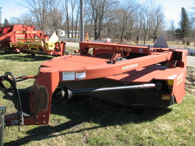 1999 New Holland 1412 Mower Conditioner For Sale