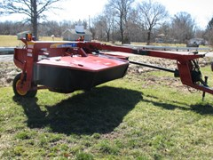 Mower Conditioner For Sale:  2011 New Holland H7220
