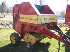 Baler-Round For Sale:  1992 New Holland 630