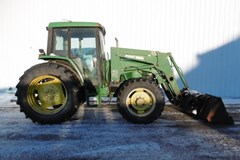 Tractor For Sale 2006 John Deere 6310 , 80 HP