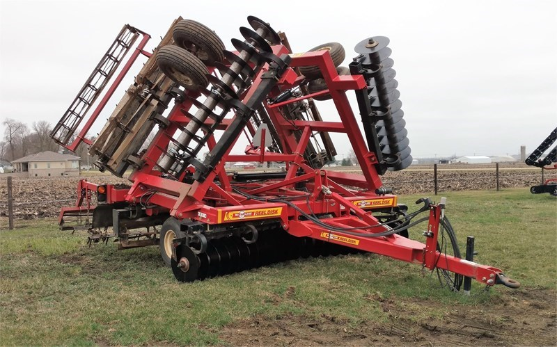 2010 McFarlane RD4030 Vertical Tillage For Sale
