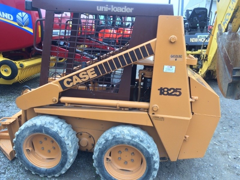 1990 Case 1825 Skid Steer For Sale