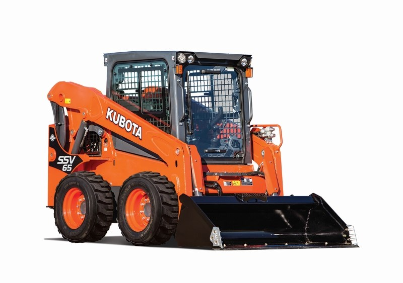 2020 Kubota SSV65 Skid Steer For Sale