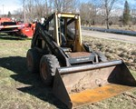 Skid Steer For Sale: 1989 New Holland L785, 57 HP