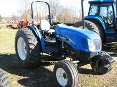 Tractor For Sale:  2005 New Holland TN75A , 75 HP