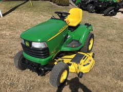 Riding Mower For Sale:  2004 John Deere X475 , 23 HP