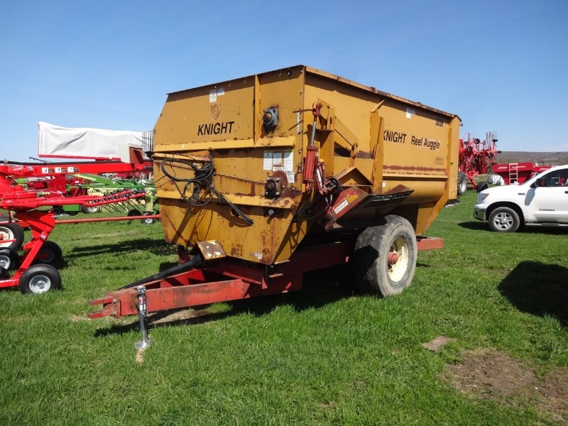 Knight 3036 Grinder Mixer For Sale