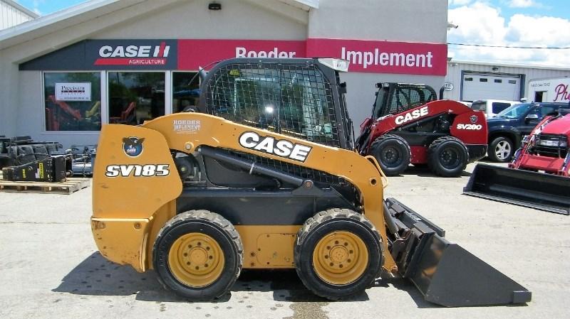 2012 Case SV185 Skid Steer For Sale