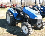 Tractor For Sale: 2001 New Holland TC45D, 45 HP