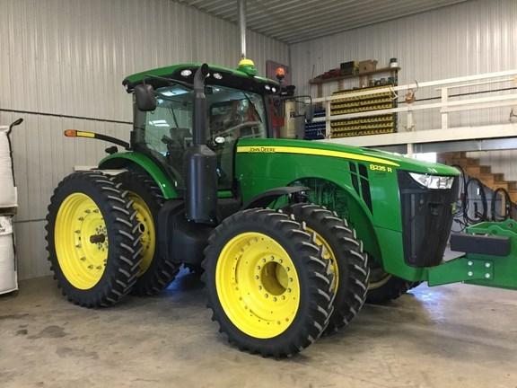2012 John Deere 8235R Tractor For Sale