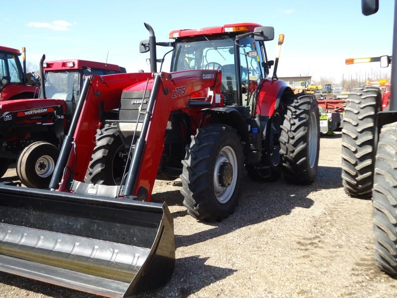 2012 Case IH 185 PUMA Tractor For Sale