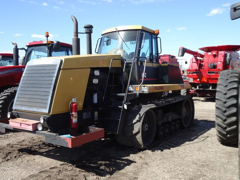 1995 Challenger 65C Tractor For Sale