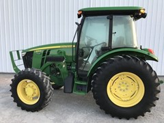 Tractor For Sale 2014 John Deere 5115M , 115 HP