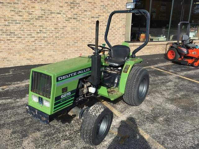 1989 Deutz Allis 5215 Tractor For Sale