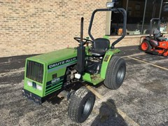 Tractor For Sale:  1989 Deutz Allis 5215
