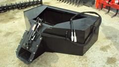 Skid Steer Attachment For Sale:  Other Dispensing bucket w/ hyd. door for Skidsteers / tr