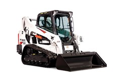 Skid Steer-Track For Sale 2018 Bobcat T595 , 74 HP