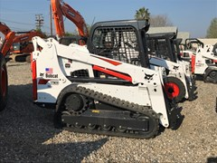 Skid Steer-Track For Sale 2018 Bobcat T630 , 74 HP