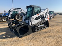 Skid Steer-Track For Sale 2018 Bobcat T770 , 92 HP