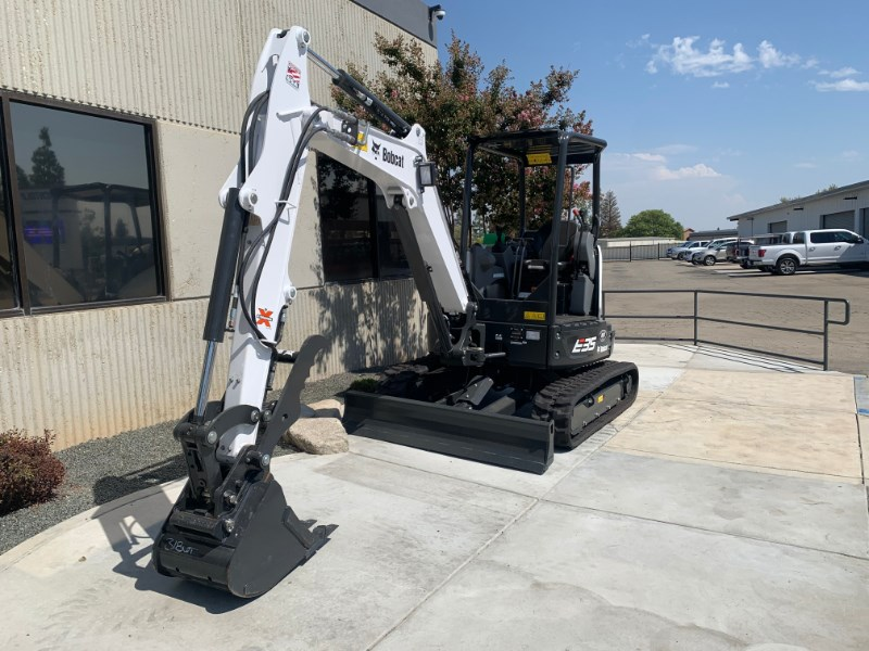 2021 Bobcat E35 T4 Excavator-Mini For Sale