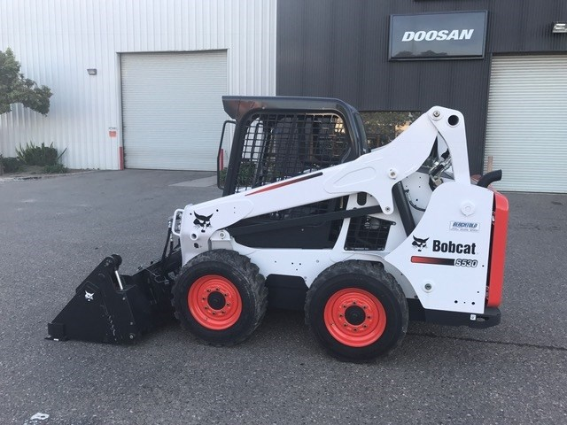 2018 Bobcat S530 Skid Steer For Sale