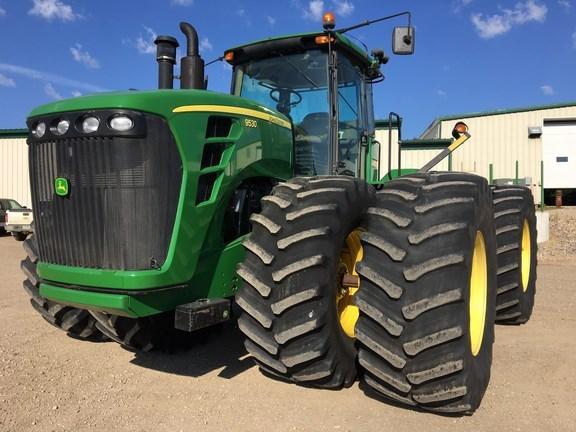 2009 John Deere 9530 Tractor For Sale