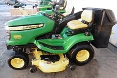 Riding Mower For Sale 2012 John Deere X360